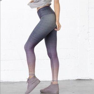 Niyama Sol Magic Hour Barefoot Workout Leggings